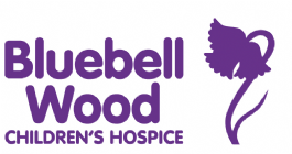 Logo for Bluebell Wood Childrens Hospice - A volunteer community powered by TeamKinetic